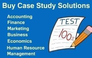 Buy Case Study Paper