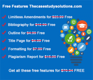 Free Features Thecasestudysolutions.com