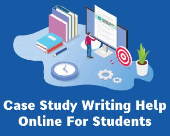 help me write professional case study online