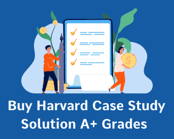 Buy Havard Case Study Solution